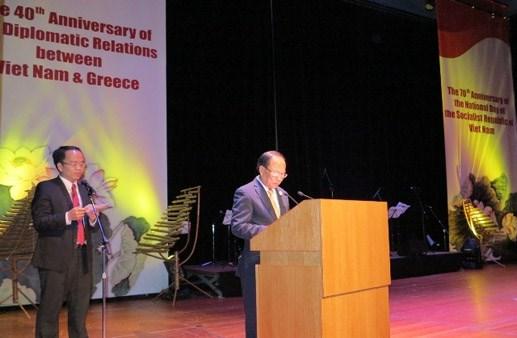 Quảng bá văn hóa, du lịch Việt Nam tới nhân dân Hy Lạp