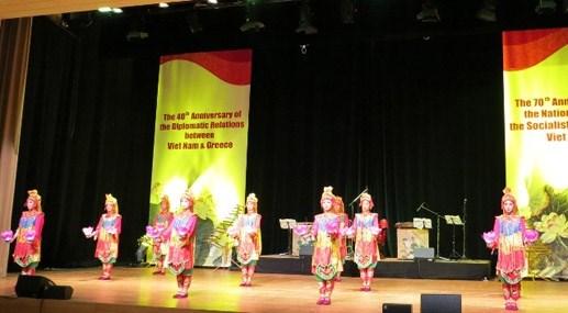 Quảng bá văn hóa, du lịch Việt Nam tới nhân dân Hy Lạp - 1