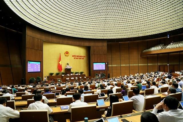 Thông qua Nghị quyết về Chương trình giám sát của Quốc hội năm 2020