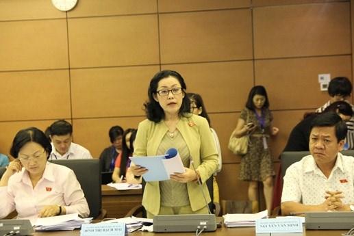 Quốc hội thảo luận về tình hình kinh tế - xã hội: Nội lực hay FDI?