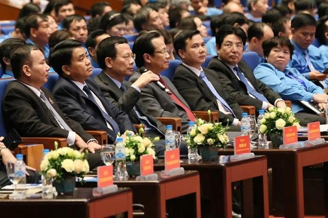 Thủ tướng mong Công đoàn truyền cảm hứng cho công nhân lao động - 7
