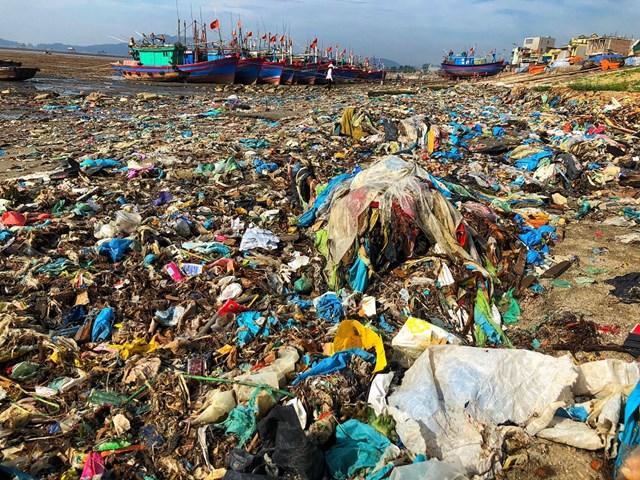 Ngăn chặn rác thải nhựa - Bài 2: Huỷ hoại môi trường biển