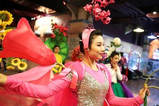 Rộn rã lễ hội hoa xuân Bà Nà Hills - 6