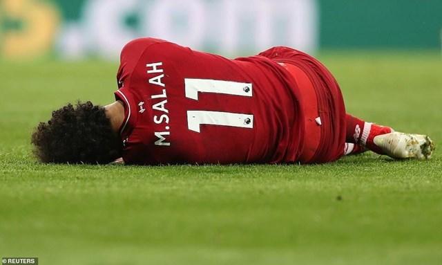 Liverpool tái chiếm ngôi đầu sau màn rượt đuổi tỷ số kịch tính - 1