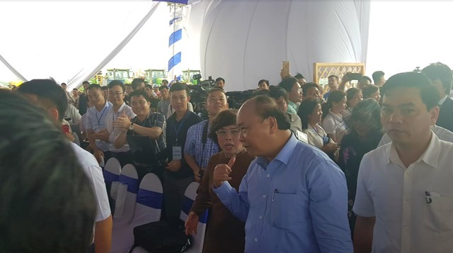 Thanh Hoá: Khởi công trang trại bò sữa trị giá 3.800 tỷ đồng