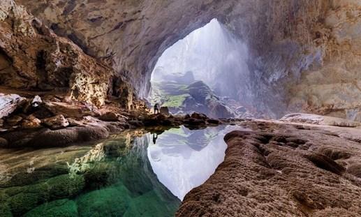 Sơn Đoòng lọt top hang động kỳ vĩ nhất thế giới
