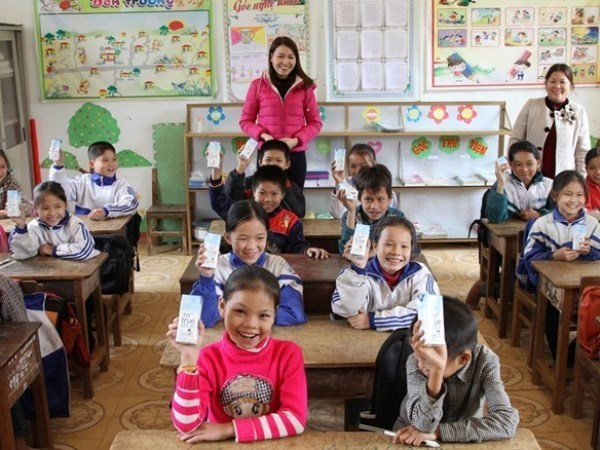 Yêu cầu Bộ Y tế có hướng dẫn loại sữa tham gia sữa học đường