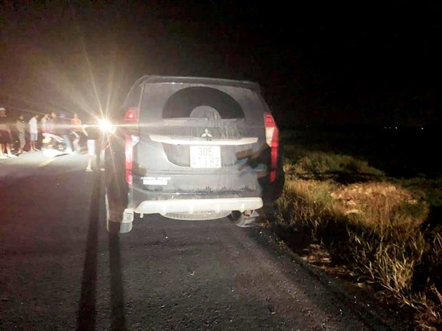 Bị ô tô đâm phía sau, 3 người trong 1 xã tử vong tại chỗ - 1