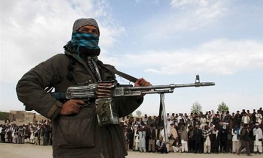 Taliban bắt cóc 50 hành khách đi xe buýt tại Afghanistan