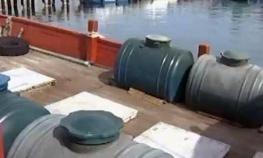 Tăng cường chống buôn lậu xăng dầu trên biển