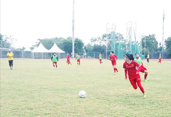 Đội tuyển nữ Việt Nam trước ngưỡng cửa bán kết