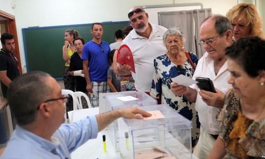Tây Ban Nha tổng tuyển cử lần hai
