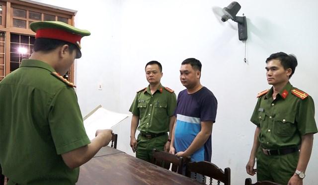 Quảng Bình: Bắt giữ đối tượng cho vay nặng lãi