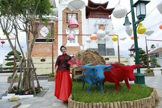Tết Bính Thân: Lễ hội Hạt Ngọc Trời tưng bừng Asia Park - 2