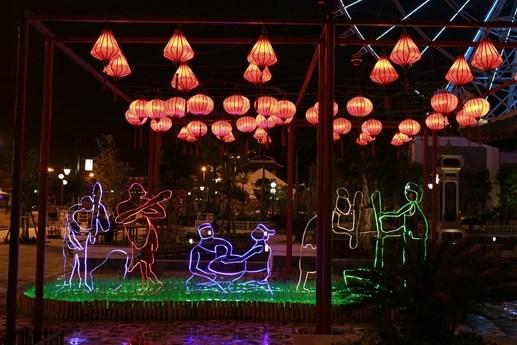 Tết Bính Thân: Lễ hội Hạt Ngọc Trời tưng bừng Asia Park - 3
