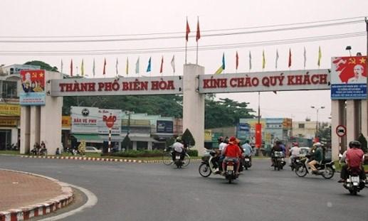 Thành phố Biên Hòa được công nhận đô thị loại I