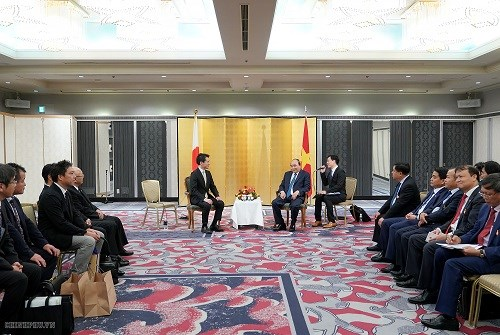Thủ tướng đề nghị các địa phương Nhật Bản xúc tiến hợp tác với Việt Nam - 1