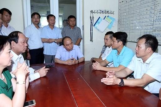 Thủ tướng chỉ đạo giải quyết vụ nổ súng vào lãnh đạo tỉnh Yên Bái - 1