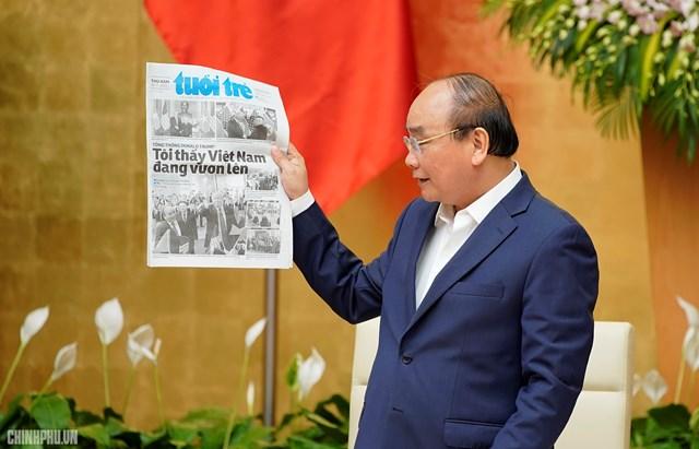 Thủ tướng: Việc chuẩn bị cho Hội nghị Thượng đỉnh Hoa Kỳ - Triều Tiên được quốc tế đánh giá cao