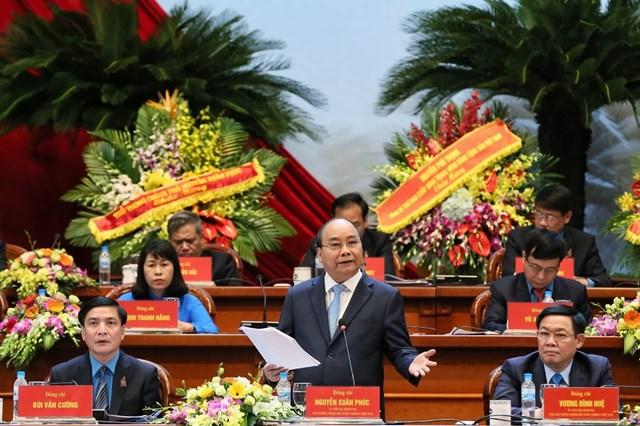 Thủ tướng mong Công đoàn truyền cảm hứng cho công nhân lao động - 1