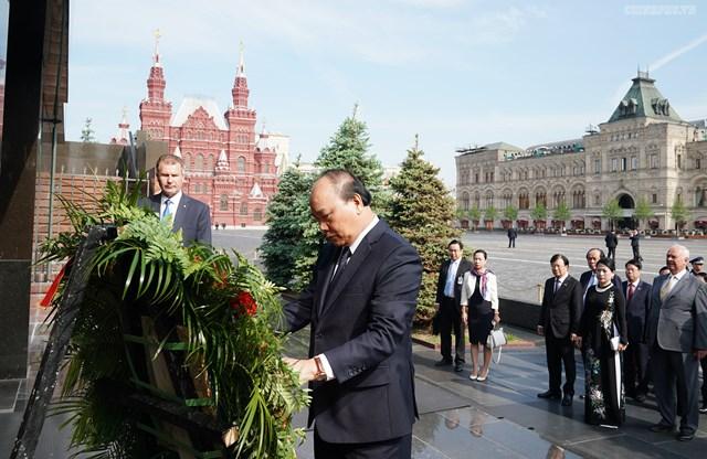 Thủ tướng hội kiến Tổng thống và Chủ tịch Duma Quốc gia Nga - 1