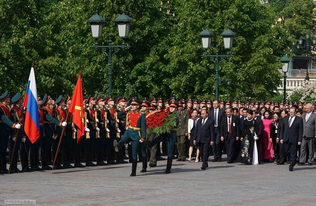 Thủ tướng hội kiến Tổng thống và Chủ tịch Duma Quốc gia Nga - 2