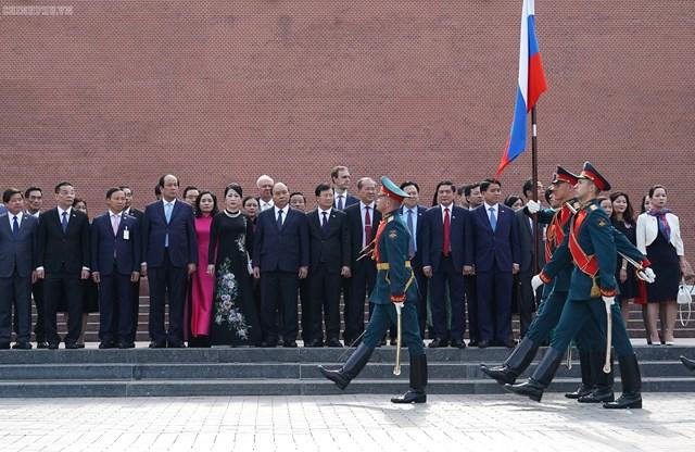 Thủ tướng hội kiến Tổng thống và Chủ tịch Duma Quốc gia Nga - 3