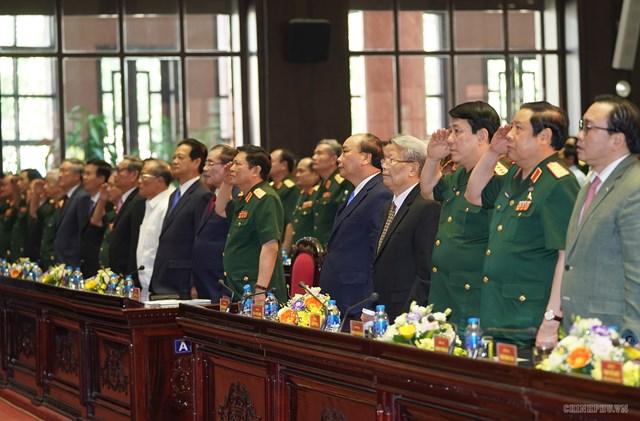 Thủ tướng trao phần thưởng cao quý cho Binh đoàn 12 - 1