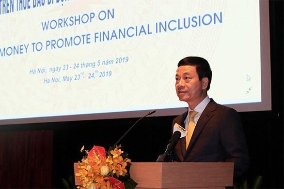 Bộ TT-TT tổ chức hội thảo đầu tiên về 'tiền di động'