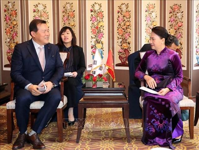 Việt Nam luôn mở cửa chào đón các nhà đầu tư Hàn Quốc