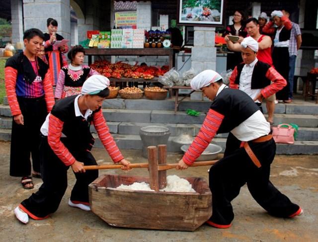 Chợ phiên vùng cao xứ Lạng tại Hà Nội