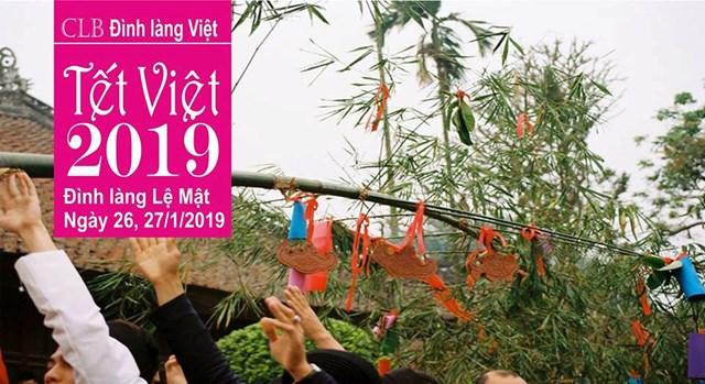 'Tết Việt xuân Kỷ Hợi 2019'