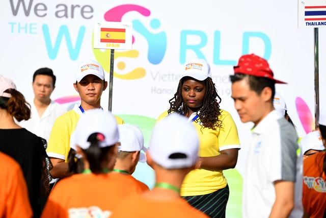 Con em khách hàng thân thiết của Viettel dự 'Trại hè ngôn ngữ và kỹ năng công dân toàn cầu'