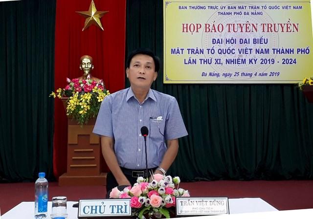 400 đại biểu dự Đại hội MTTQ TP Đà Nẵng lần thứ XI
