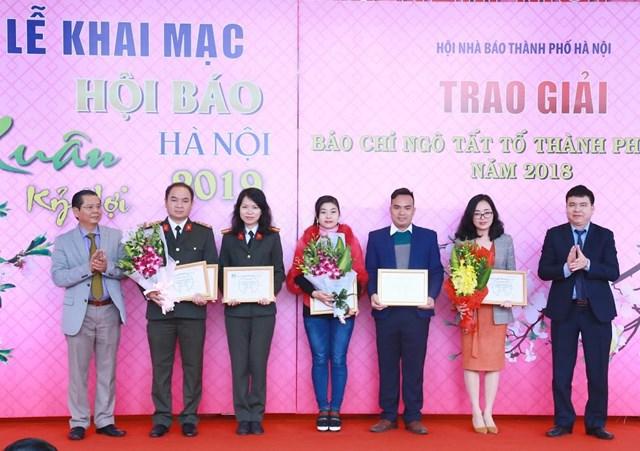Khai mạc Hội báo Xuân Kỷ Hợi – Hà Nội 2019 - 4