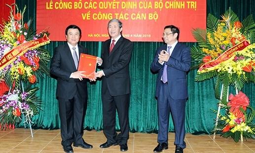 GS.TS Nguyễn Xuân Thắng là Giám đốc Học viện Chính trị Quốc gia Hồ Chí Minh - 1