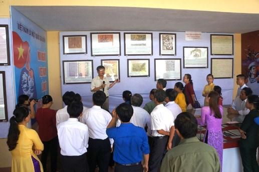 Triển lãm bằng chứng pháp lý Hoàng Sa - Trường Sa của Việt Nam - 1