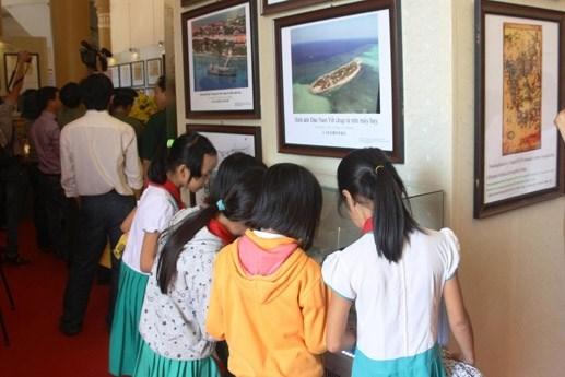 Triển lãm bằng chứng pháp lý Hoàng Sa - Trường Sa của Việt Nam - 2