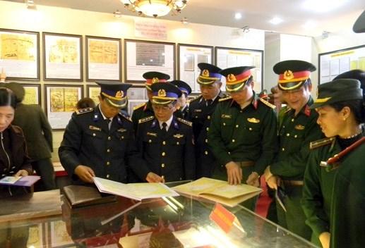 Triển lãm về Hoàng Sa, Trường Sa tại Thái Bình - 1