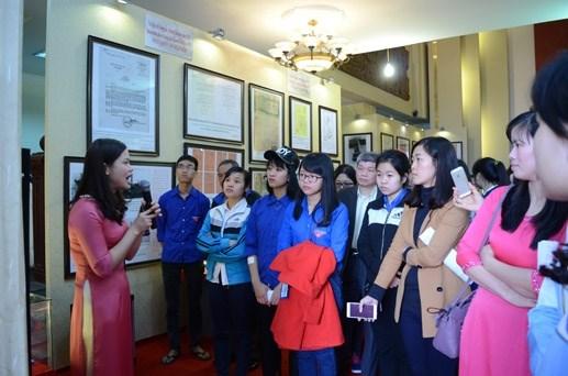 Triển lãm về Hoàng Sa, Trường Sa tại Thái Bình - 3