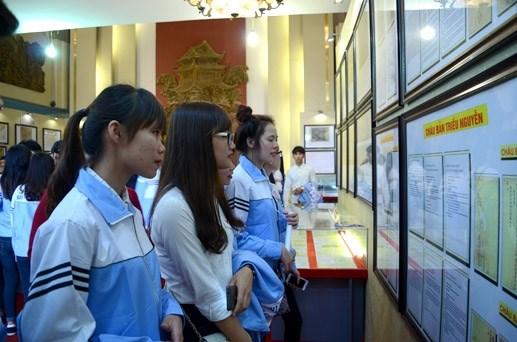 Triển lãm về Hoàng Sa, Trường Sa tại Thái Bình - 4