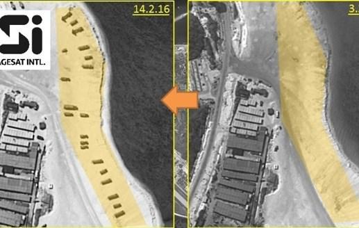 Trung Quốc triển khai tên lửa phòng không tới Hoàng Sa
