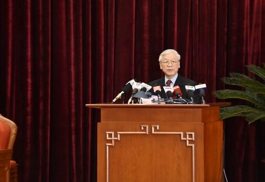 Thông qua nhân sự Uỷ viên Bộ Chính trị thuộc trường hợp 'đặc biệt' tái cử