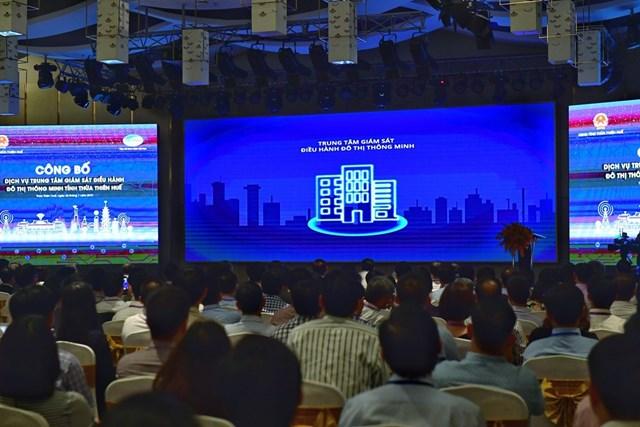 Việt Nam có Trung tâm Giám sát Điều hành đô thị thông minh cấp tỉnh đầu tiên - 4