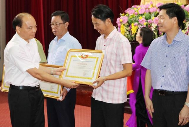 Thái Bình: Người tiêu dùng đặt niềm tin vào hàng Việt - 1