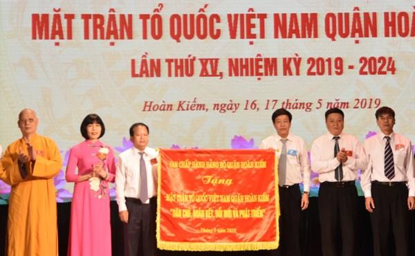 Quận Hoàn Kiếm: Xây dựng khu dân cư đoàn kết, giàu mạnh