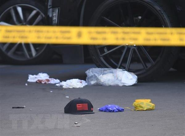 Mỹ bắt giữ nghi phạm sát hại rapper Nipsey Hussle