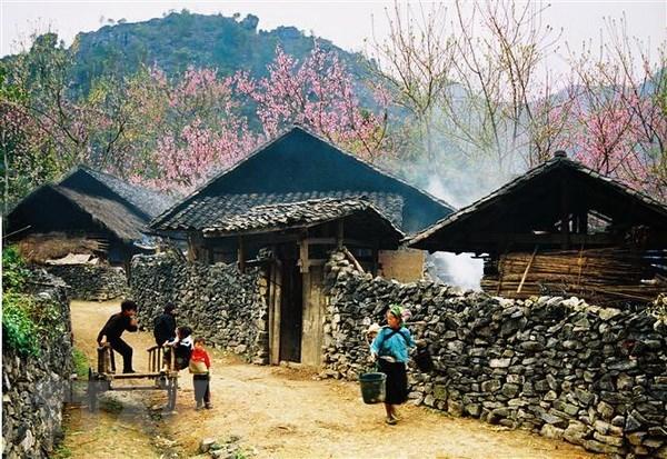 Hàng nghìn du khách đến Cao nguyên đá Đồng Văn dịp Tết Nguyên đán - 1