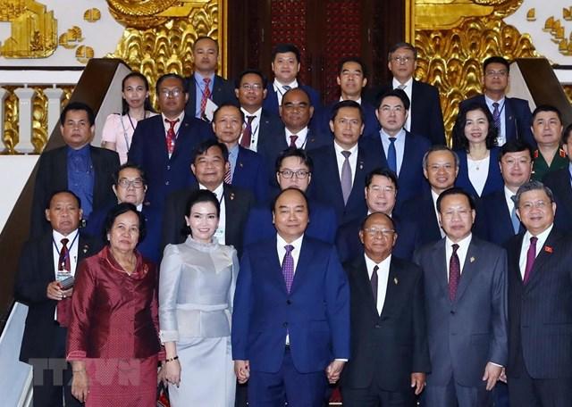 Không ngừng củng cố quan hệ láng giềng tốt đẹp Việt Nam-Campuchia - 2