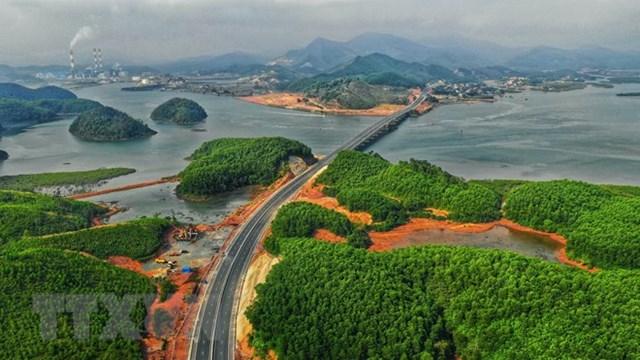 Phê duyệt quy hoạch xây dựng Vân Đồn thành đô thị biển đảo xanh